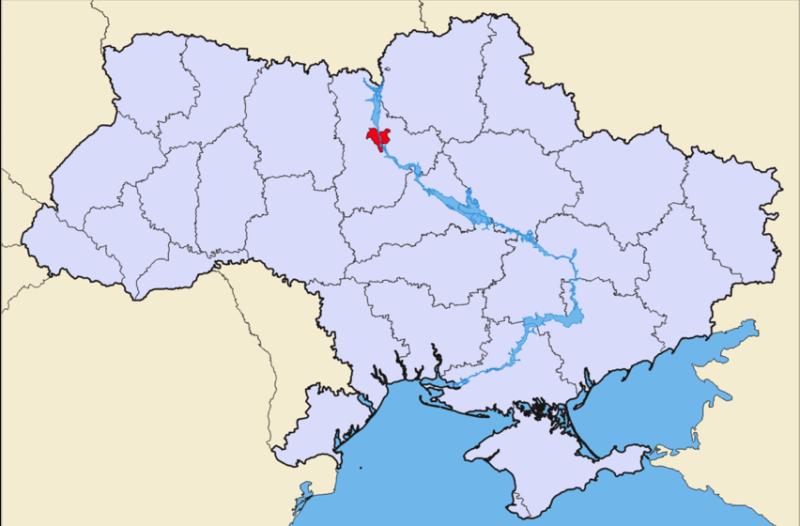 キエフの地図Wiki