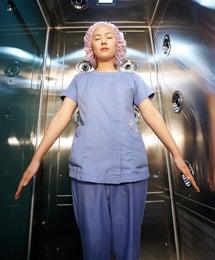 韓国美容整形、ID美容外科、突き出し口