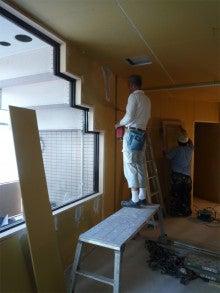 1Fオフィス下地施工