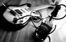 Jack Daniel's Guitar