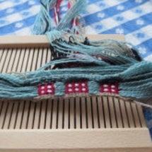 ピルタナウハ織り サ…