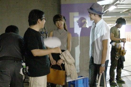 【魔戒ノ花・撮影秘話】最終回!03