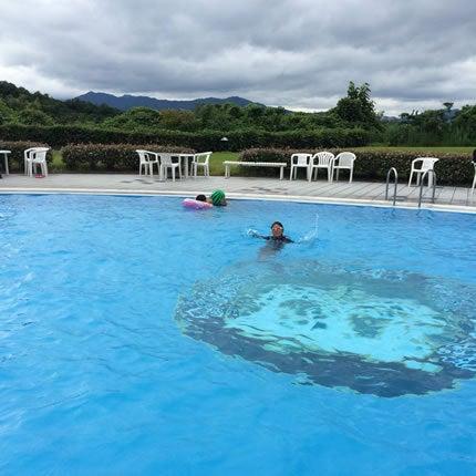 宮津ロイヤルホテルのプール