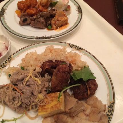 宮津ロイヤルホテルのバイキングメニュー2(夕食)