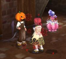 かぼちゃのランプー