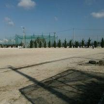 区の親善ソフトボール…