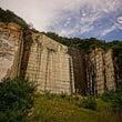 倉橋島の石切場跡