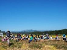 2014092728稲刈りツアー12昼食