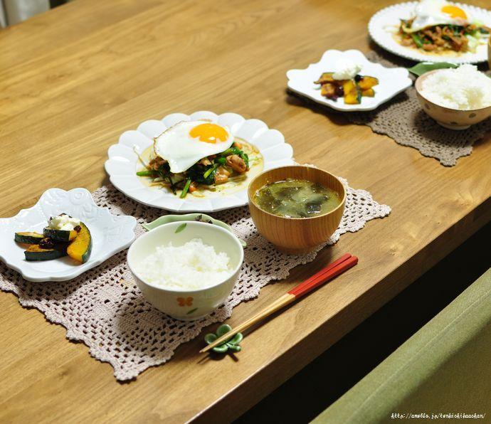 ご飯がススムたっぷり野菜の甘辛豚キムチと、ごちフォトって知ってますか?(\u203bすぅの話←長いよ)