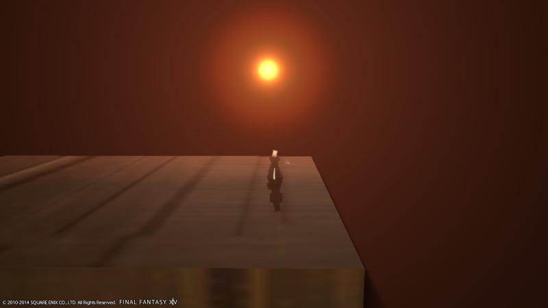 屋根裏太陽