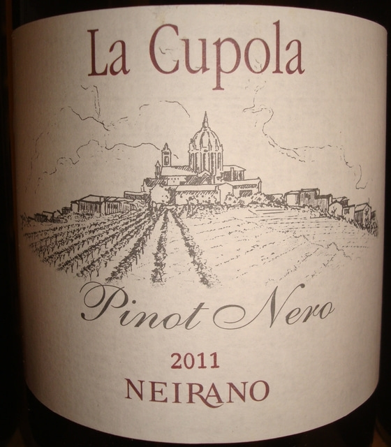 La Cupola Pino Nero Neirano 2011