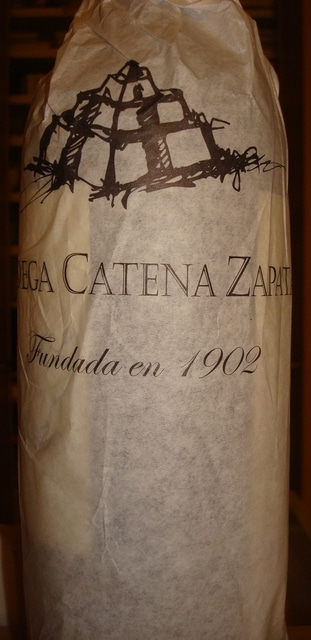 Catena Zapata Malbec Argentino 2007 part2