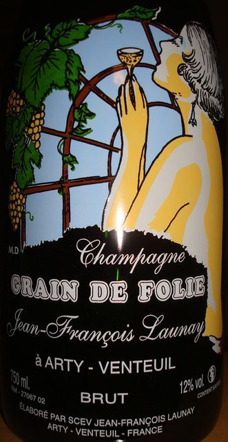 Grain De Folie Jean Francois Launay