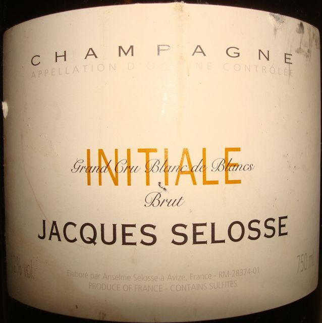 Jacques Selosse INITIALE