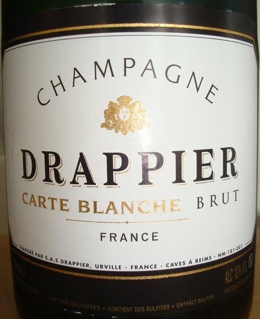 Drappier Carte Blanche Brut