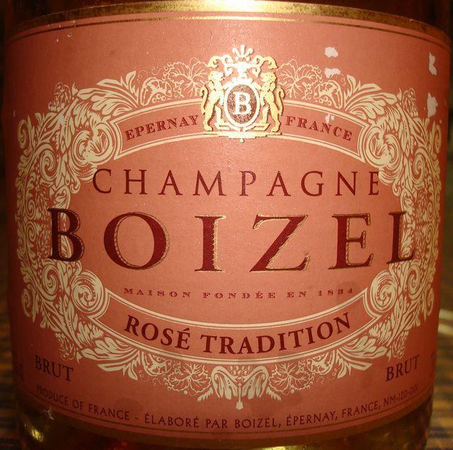 Boizel Rose Tradition