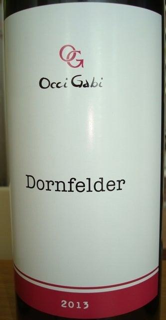 Dornfelder OcciGabi 2013