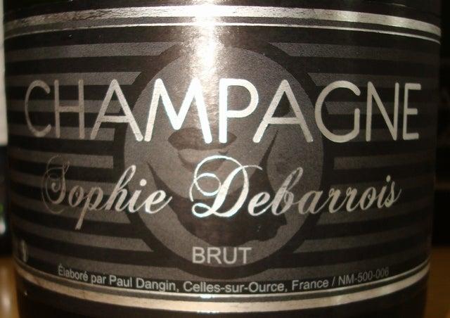 Champagne Sophie Debarrois Paul Dangin