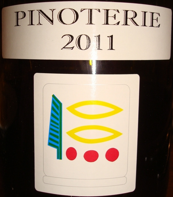 Pinoterie Domaine Prieure Roch 2011