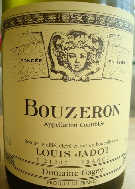 Brouzeron Louis Jadot Domaine Gagey 2011