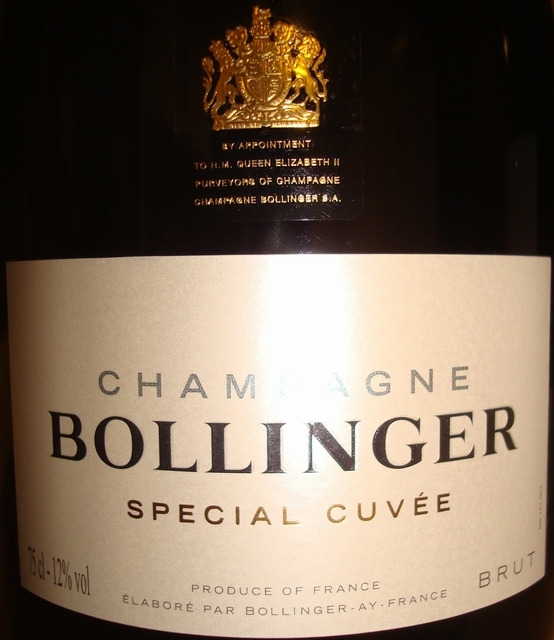 Bollinger Special Cuvee New Bottle