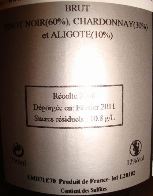 Cremant De Bourgogne Francois Mikulski Brut No2