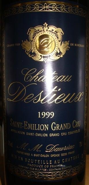 Chateau Destieux 1999