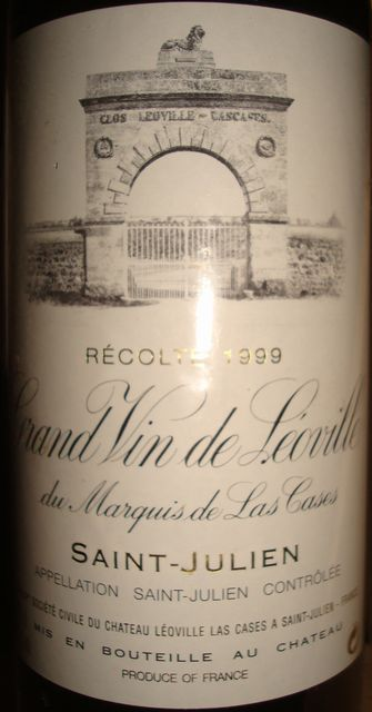 Chateau Leoville Las Cases 1999