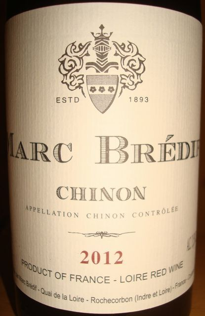 Marc Bredif Chinon 2012