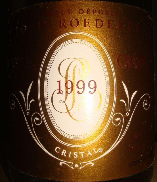 Louis Roederer Cristal 1999