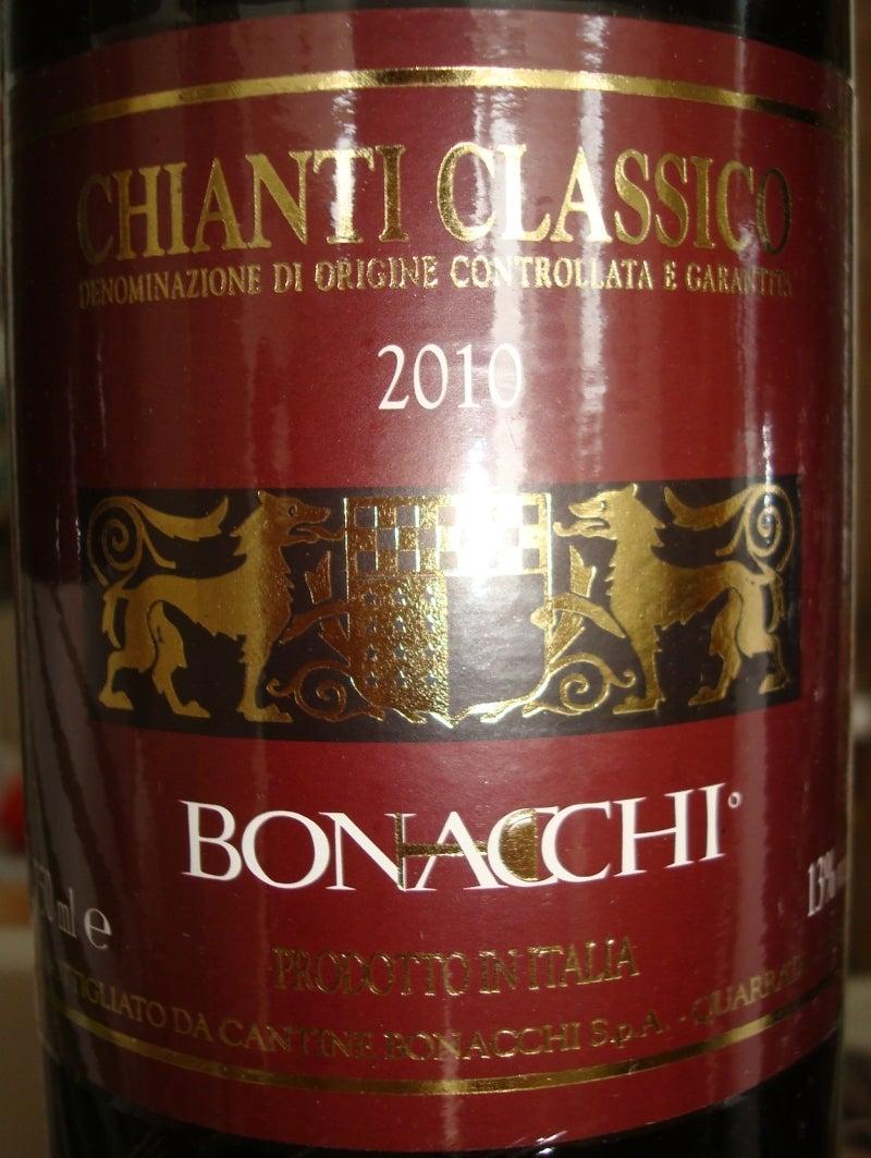 Chianti Classico Bonacchi 2010