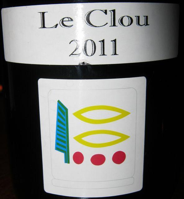 Le Clou Domaine Prieure Roch 2011
