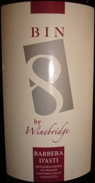 Winebridge Barbera Dasti 2010