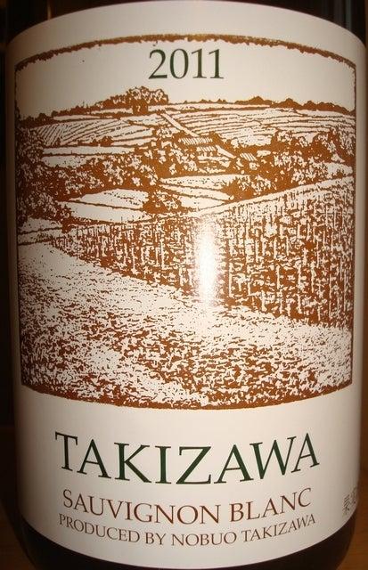 TAKIZAWA Sauvignon Blanc 2011