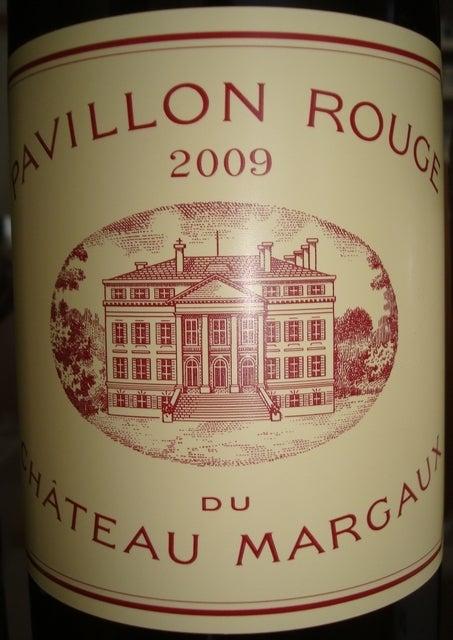 Pavillon Rouge du Chateau Margaux 2009