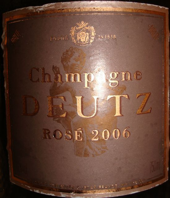 Deutz Rose 2006