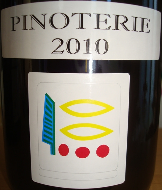 Bourgogne Pinoterie Prieure Roch 2010