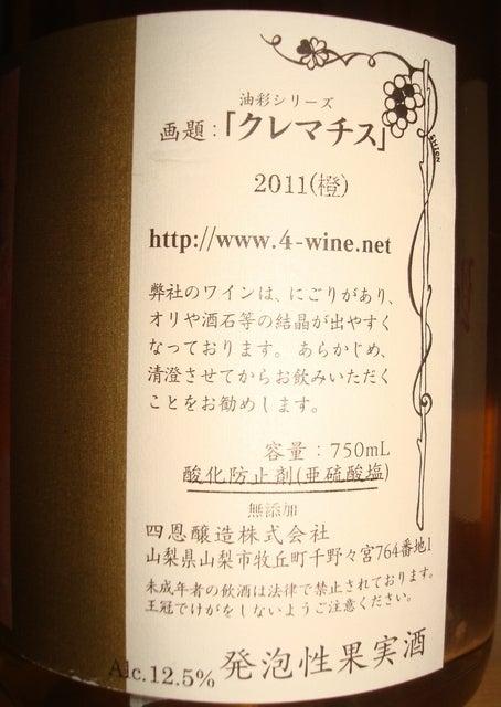 クレマチス 橙 2011 Part2
