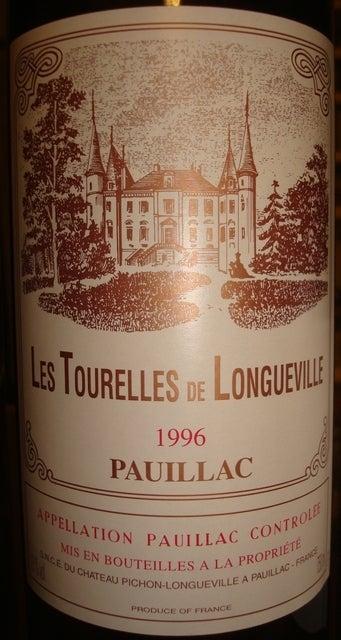 Les Tourelles de Longueville 1996
