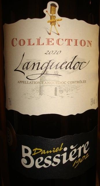 Collection Languedoc Daniel Bessiere 2010