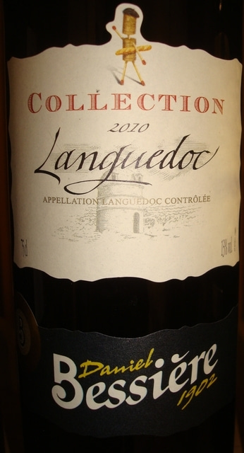 Collection Languedoc Daniel Bessiere 2010