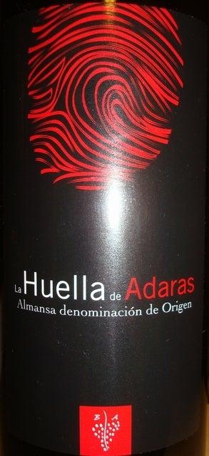 La Huella de Adaras Bodegas Almansenas 2008
