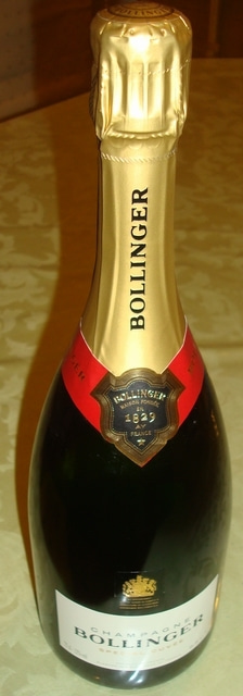 Bollinger Special Cuvee New Bottle all