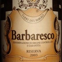Barbaresco…