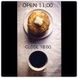 11:00 OPEN…