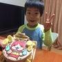 【若】5歳の誕生日