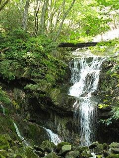 魚止滝(あだたら渓谷)
