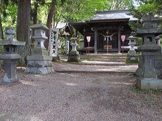 温泉神社(岳温泉)