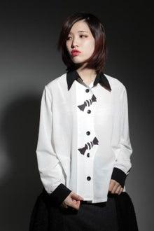 カラフルキャンディシャツ(ホワイト)