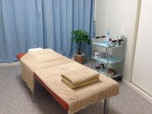 鍼灸治療室内